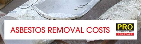 How Much Does It Cost To Remove Asbestos Garage Roof by How Much Does Asbestos Removal Cost