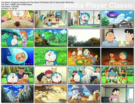 doraemon movie free download in tamil doraemon nobita and the island of miracles 2017 dual