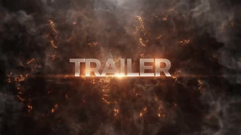 movie trailer templates for after effects powerful movie trailer after effects templates motion