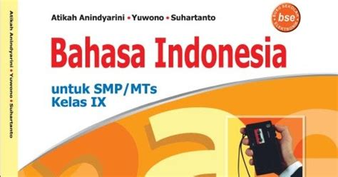 Mahir Berbahasa Indonesia Dengan Benar Buku Bahasa putriaul s notes contoh resensi buku bahasa indonesia kelas ix