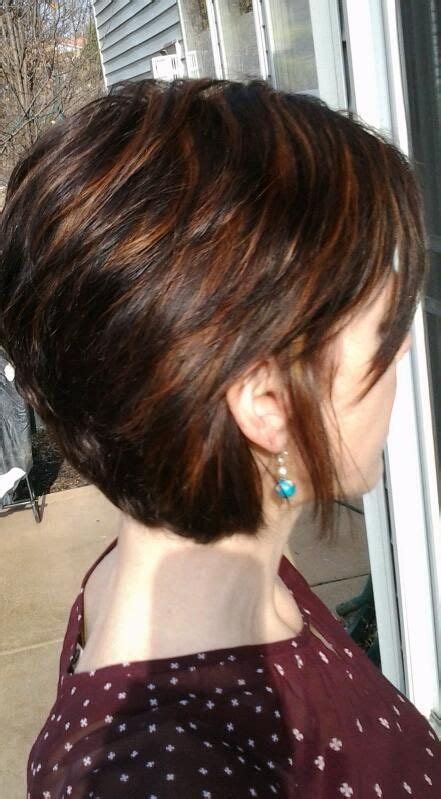 caramel and burgandy highlights on older ladies hair 17 best ideas about short highlighted hairstyles on
