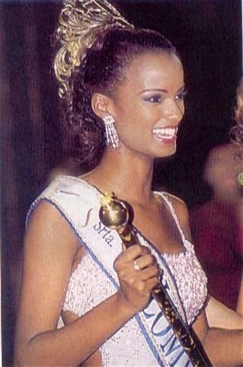 miss colombia: vanessa mendoza archives | sola rey