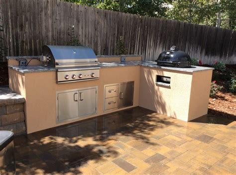 outdoor kitchens appliances transform your backyard into a full service kitchen hi