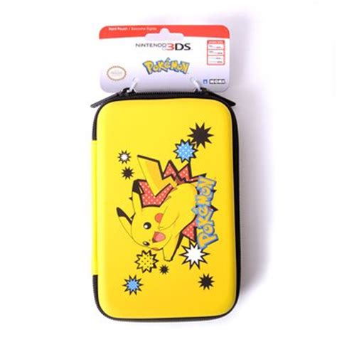 New 3ds Xl Hori Pikachu Pouch hori new 3ds xl pikachu pouch