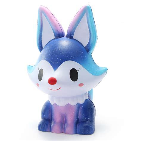 Squishy Ibloom Foxy Foox squishyshop fox jumbo 21cm squishy rising with