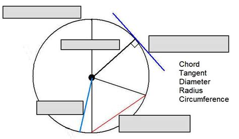 diagram of a circle labeled labelling a circle solve my maths