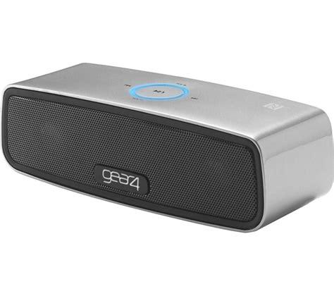 Speaker Dvd Mini gear4 house mini portable wireless speaker silver