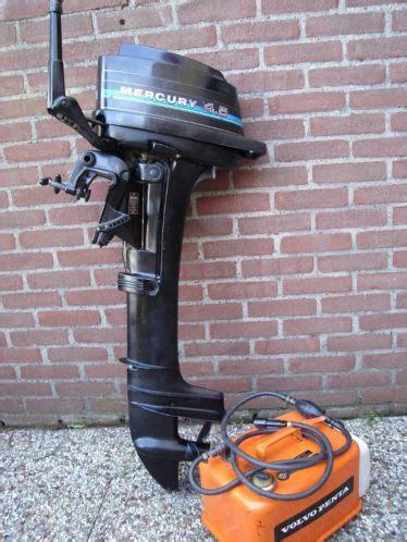 mercury buitenboordmotor 4 5 pk langstaart incl losse - Losse Tank Buitenboordmotor