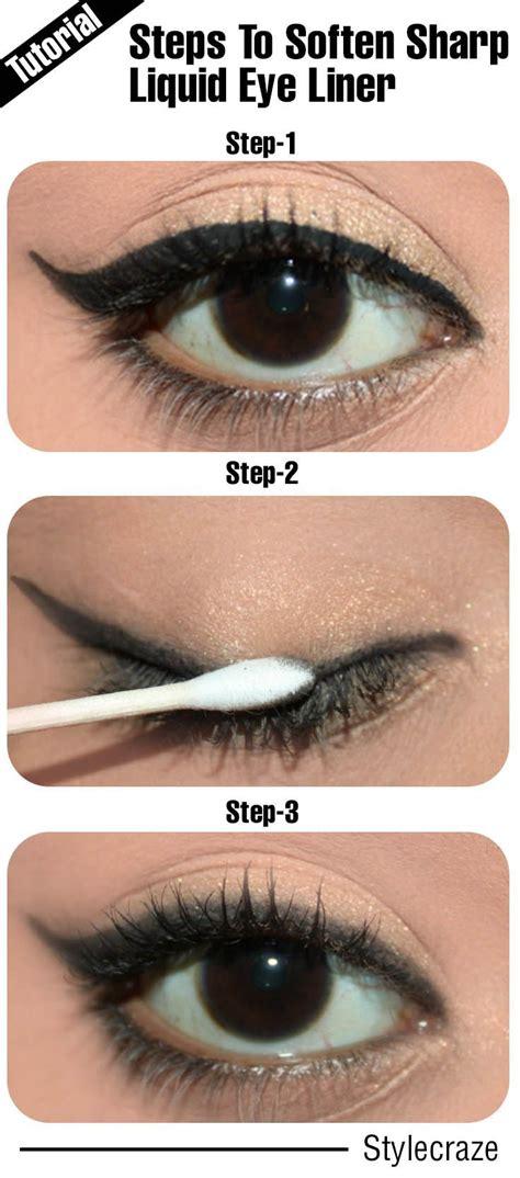 Cara Pakai Eye Liner easy simple eyeliner looks styles simple fashion style