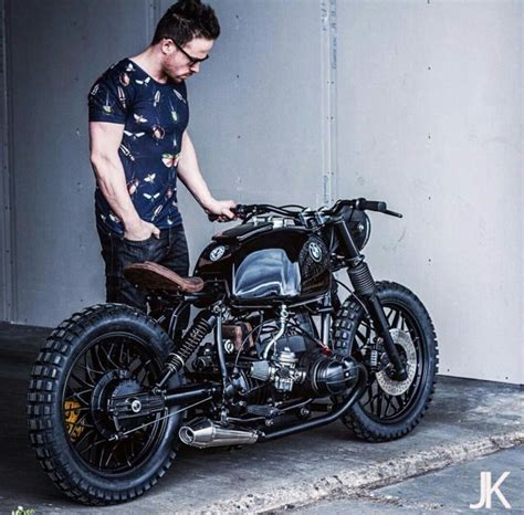 bmw cafe racer motorcycles pinte