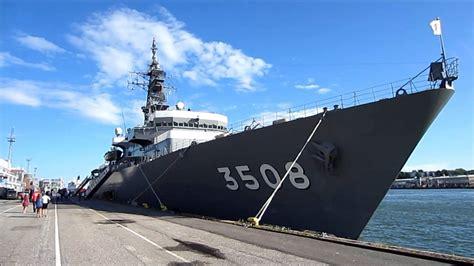 ship japan js kashima japan navy training ship helsinki south