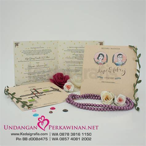Kartu Undangan Pernikahan Order Romadona kartu undangan pernikahan murah di tebet undanganperkawinan net undangan undangan pernikahan
