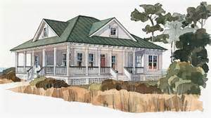 elevated house plans with porches