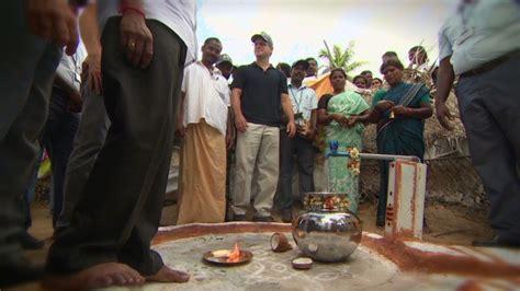 matt damon water charity matt damon s most challenging tackling global water
