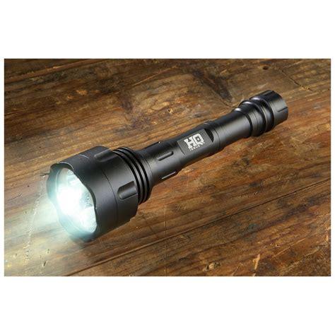 lumens flashlight hq issue 174 1 000 lumen tactical flashlight 229247