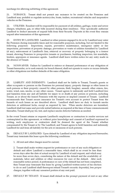 Agreement Letter Pattern 494 best printable forms document images on