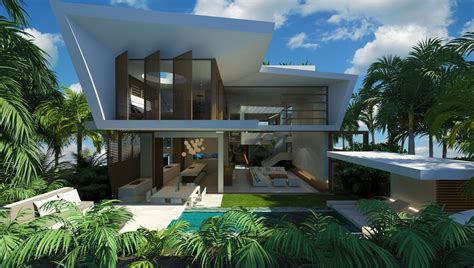 modern beach home plans modern beach house chris clout design