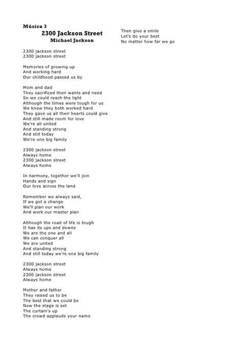 in the mirror testo michal jackson lyrics book i