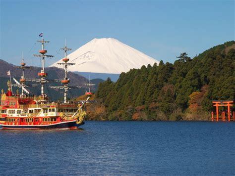 boat tour hakone visit mt fuji hakone and cruise on lake ashi with a full