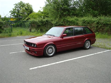 Bmw 3er Verbrauch Benzin by 335i Touring 3er Bmw E30 Quot Touring Quot Tuning Fotos