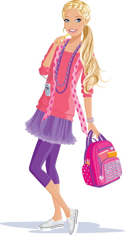 imagenes png barbie so barbie png da barbie