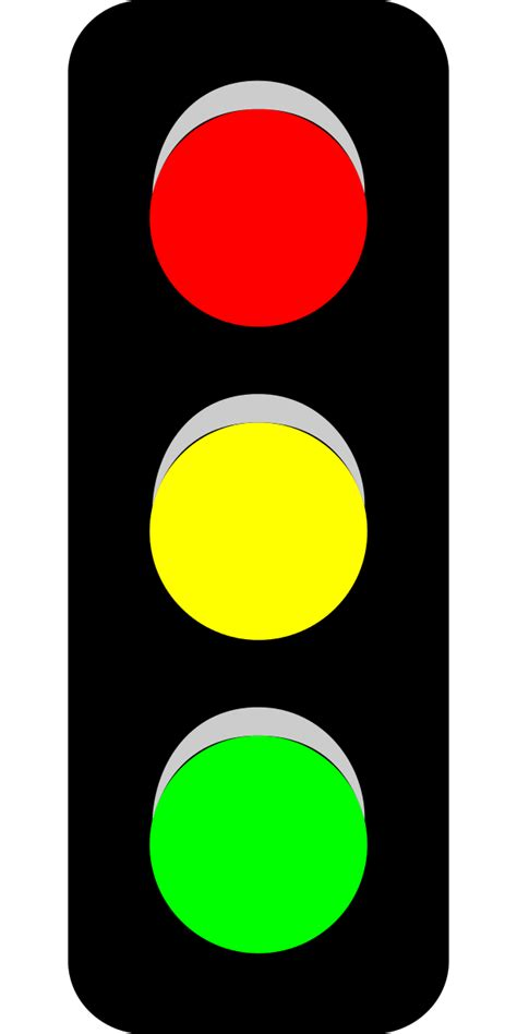 Stop Light by Clip Traffic Signs Cliparts Co