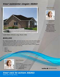 templates for real estate real estate flyer template http webdesign14