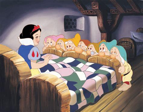 snow white and the seven dwarfs justin s kartoon korner disneyear snow white and the