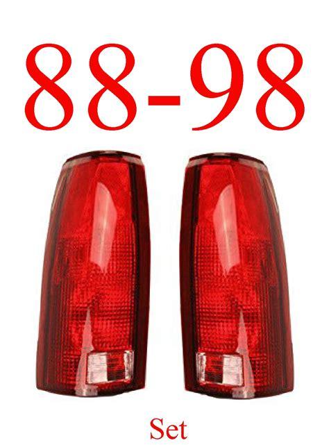 88 98 Chevy Gmc Light Set Mrtaillight Com Store
