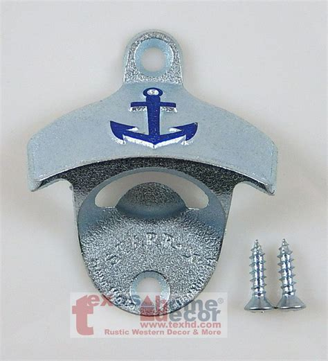 anchor bottle opener wall mount 1000 ideas about anchor on bottle cap