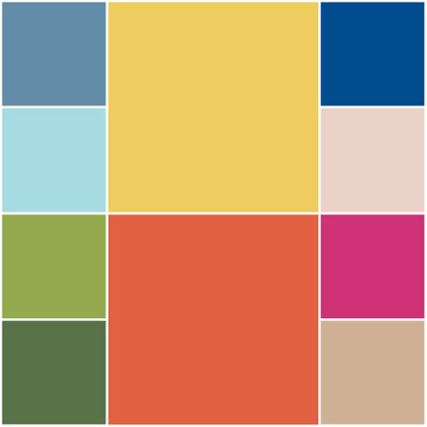 spring color palette 2017 we are fotograf 237 a dise 241 o de bodas 161 colores de boda 2017