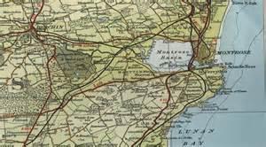 map of montrose colorado montrose map