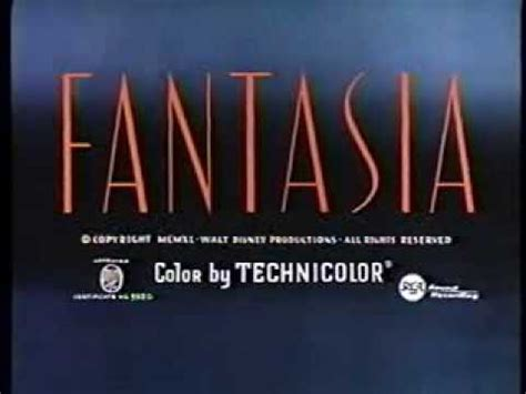opening to fantasia 1991 vhs [hq] youtube