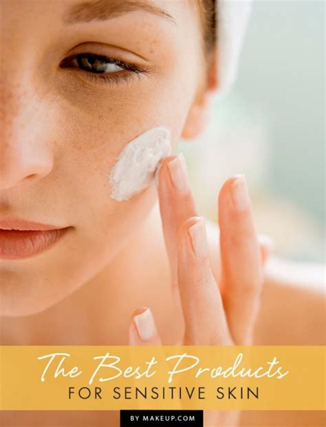 best food for sensitive skin the best products for sensitive skin weddbook
