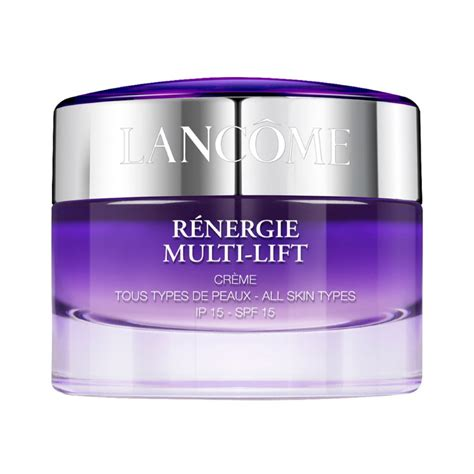 Lancome Renergie Multi Lift lancome r 233 nergie lifting spf15 all skin 50ml