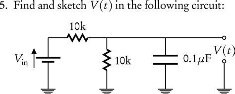 capacitor parallel resistor charging a capacitor parallel to a resistor electrical engineering stack exchange