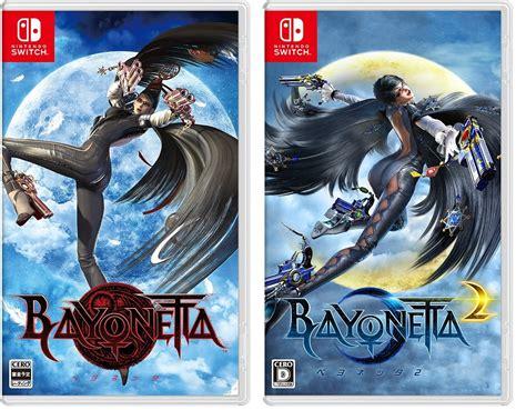 Bayonetta 2 Nintendo Switch ヨーロッパで bayonetta 2 special edition が発売決定