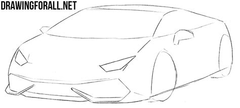 how to draw a sports car step by step drawingforall net how to draw a sports car step by step drawingforall net