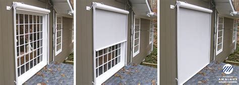 exterior window coverings awnings exterior solar shades the window people