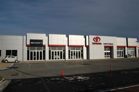Fayetteville Auto Park Toyota Fayetteville Auto Park Toyota Car Dealership In