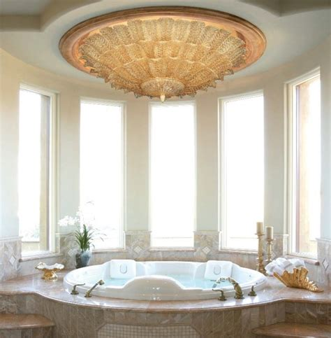 Modern Bathroom Chandelier Lighting Murano Glass Lighting And Chandeliers Location Shotsd