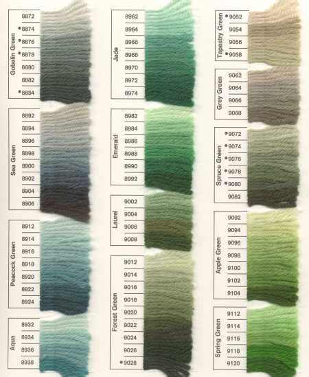 117 best images about shade cards on wool mauve and paint palettes