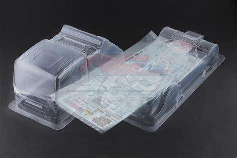 Flash Sale Tamiya Tridagger Xx Clear Set Item 15447 tamiya 1 14 rc team hahn racing truck tgs spare cab w sticker set ebay
