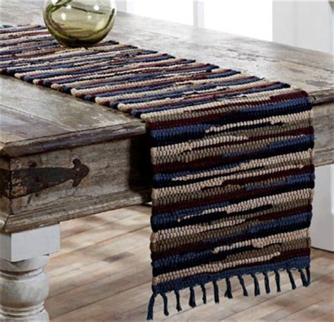 48 inch table runner arlington chindi 48 inch tablerunner by