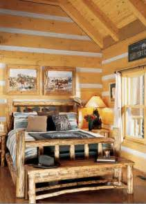 Log Cabin Bedroom Decorating Ideas Log Cabin Master Bedroom Decorating Ideas 61 Home