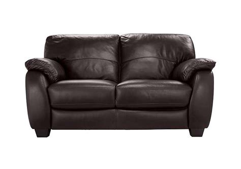 two seater leather sofas brokeasshome
