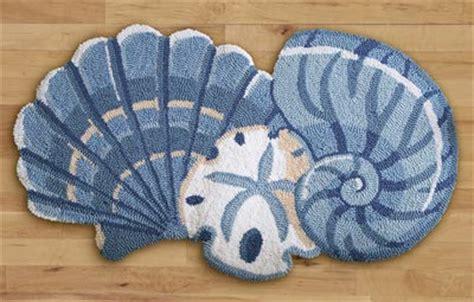 beach bathroom rugs home decor