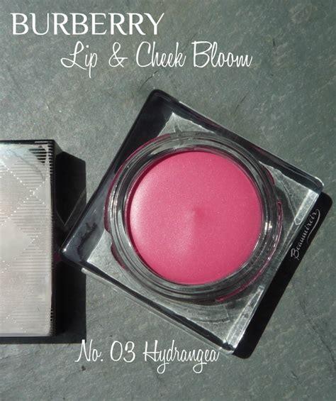 Burberry Lip Cheek Bloom burberry lip cheek bloom in no 03 hydrangea blush
