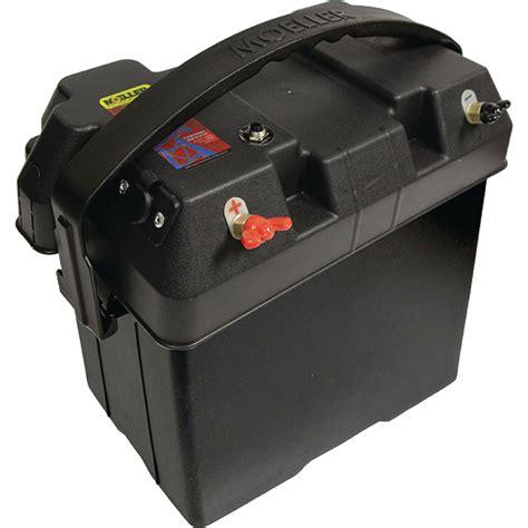 Senter 4 Baterai moeller 12v power center battery box holds 27 30 and 31 batteries 739729014776 ebay