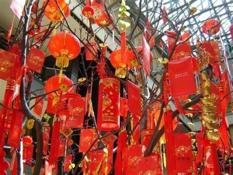 wishing tree for new year 10 000 blessings feng shui make your own feng shui